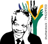 Nelson Rolihlahla Mandela Was ...