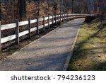 urban trail  high ground park ... | Shutterstock . vector #794236123