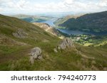 View From Helvellyn Lake...