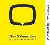 tv tag logotype symbol bright...