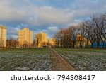 warsaw poland   january 13 ... | Shutterstock . vector #794308417