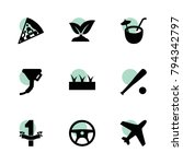 emblem icons. vector collection ...