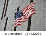 flag of the united states | Shutterstock . vector #794422093