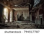 Old Creepy Abandoned Rotten...