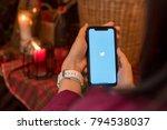 chiangmai  thailand   jan 16...   Shutterstock . vector #794538037