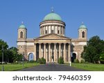 Imposing Building Of Basilica...