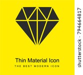 gemstone store bright yellow...