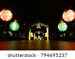jakarta  indonesia   december...   Shutterstock . vector #794695237