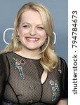 elizabeth moss at the 23rd... | Shutterstock . vector #794784673