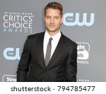 justin hartley at the 23rd... | Shutterstock . vector #794785477