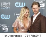 kaley cuoco and karl cook at... | Shutterstock . vector #794786047