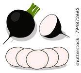 vector icon illustration logo...   Shutterstock .eps vector #794872663