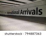london  united kingdom   12 19... | Shutterstock . vector #794887363