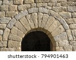Semicircular Arch At The...