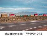port augusta  australia   dec...   Shutterstock . vector #794904043