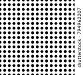 seamless surface pattern design ...   Shutterstock .eps vector #794962207