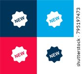 store new badges four color...