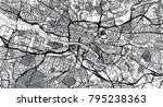 urban vector city map of...   Shutterstock .eps vector #795238363