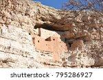 camp verde  arizona.  u.s.a. ... | Shutterstock . vector #795286927