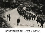 yanks going into action france  ...   Shutterstock . vector #79534240