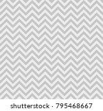 zigzag lines seamless pattern.... | Shutterstock .eps vector #795468667
