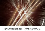 abstract red background.... | Shutterstock . vector #795489973
