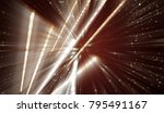abstract red background.... | Shutterstock . vector #795491167