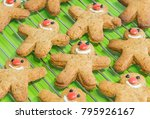 Gingerbread Decorated With...