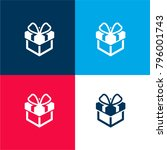 giftbox four color material and ...