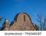 southwest architecture arch...   Shutterstock . vector #796068187