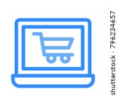 trolley shopping e commerce
