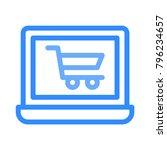 trolley shopping e commerce
