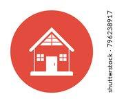 house building property | Shutterstock .eps vector #796238917