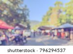 abstract blurred image of... | Shutterstock . vector #796294537