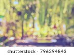 abstract blurred image of... | Shutterstock . vector #796294843