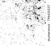 abstract grunge grey dark...   Shutterstock . vector #796420237