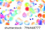 loopable motion background... | Shutterstock . vector #796468777