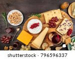 an assortment of various types... | Shutterstock . vector #796596337