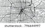urban vector city map of...   Shutterstock .eps vector #796644997
