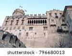 buonconsiglio castle  castle of ... | Shutterstock . vector #796680013