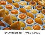 various typical brazilian small ... | Shutterstock . vector #796742437