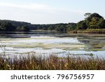 view of wootton creek isle of... | Shutterstock . vector #796756957