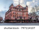 london  january  2018  the... | Shutterstock . vector #797114107