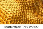 luxury golden background with... | Shutterstock . vector #797190427