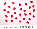romantic gesture  love... | Shutterstock . vector #797275117