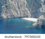 assos city kefalonia | Shutterstock . vector #797300233