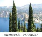 assos city kefalonia | Shutterstock . vector #797300287