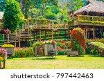 landscape of mae fah luang... | Shutterstock . vector #797442463