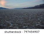 death valley national park | Shutterstock . vector #797454907