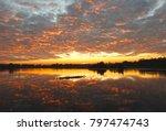 yellow waters lagoon  kakadu... | Shutterstock . vector #797474743